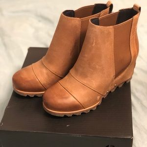 Sorel Lea Wedge- Waterproof